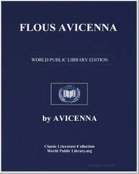 Flowers of Avicenna by Avicenna