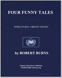 Four Funny Tales: Alloway Kirk or Tam O'... by Burns, Robert