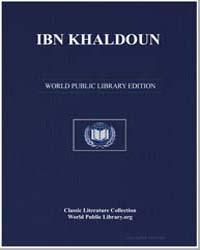 Ibn Khaldoun by Inān, Muḥammad Abd Allāh,