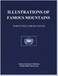Illustrations of Famous Mountains by