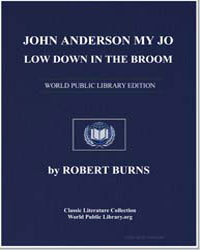 John Anderson My Jo: Low Down in the Bro... by Burns, Robert