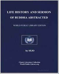 Life History and Sermon of Buddha Abstra... by Sejo
