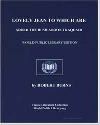 Lovely Jean: To Which are Added, The Bus... by Burns, Robert
