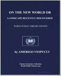 On the New World or Landscape Recently D... by Vespucci, Amerigo