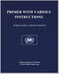 Primer with Various Instructions by Beron, Petur