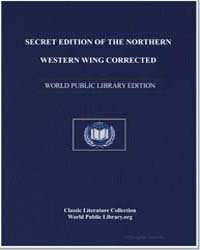 Secret Edition of the Northern Western W... by Wang, Shifu, flourished