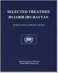 Selected Treatises by Jabir ibn Hayyan by Jābir ibn Ḥayyān