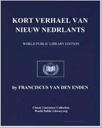 Short Story about New Netherland [...] a... by Enden, Franciscus van den