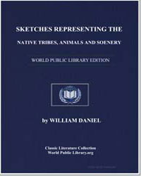 Sketches Representing the Native Tribes,... by Daniell, Samuel