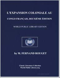 The Colonial Expansion of French Congo by Rouget, Fernand