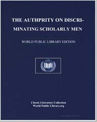The Authority on Discriminating Scholarl... by Al-Jazaairi, Abdulnabi ibn Saad,