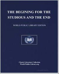 The Beginning for the Studious and the E... by Averröes