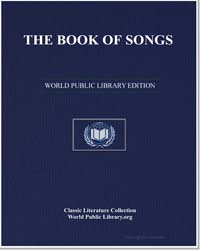 The Book of Songs by Abū al-Faraj al-Iṣbahānī,