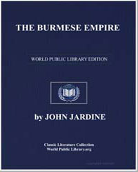 The Burmese Empire a Hundred Years Ago, ... by Sangermano