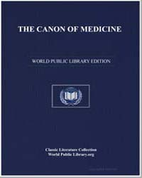 The Canon of Medicine by Avicenna