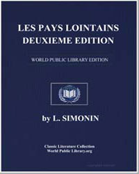 The Distant Countries Notes on the Journ... by Simonin, Louis