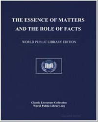The Essence of Matters and the Role of F... by Bulghārī, Ḥusām ad-Dīn al-