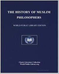 The History of Muslim Philosophers in th... by Jumuah, Muhammad Lutfi