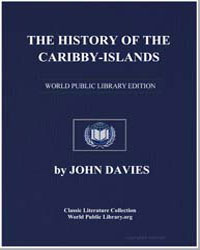 The History of the Caribby Islands by Rochefort, Charles de