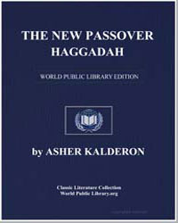 The New Passover Haggadah by Kalderon, Asher