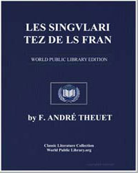 The Special Features of French Antarctic... by Thevet, André