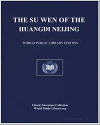 The Su Wen of the Huangdi Neijing by Wang, Bing, flourished