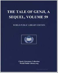 The Tale of Genji A Sequel, Volume 59 by Murasaki Shikibu