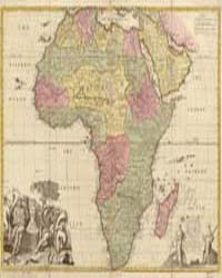 Africa, Corrected from the Observations ... by Senex, John