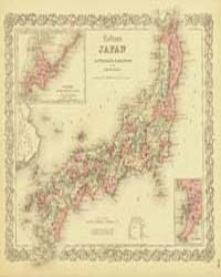 Colton's Japan: Nippon, Kiusiu, Sikok, Y... by Colton, George Woolworth
