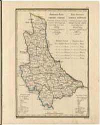 General Map of Kiev Province. Showing Po... by Piadyshev, Vasiliĭ Petrovich