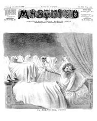 El Mosquito, April 1882 Volume Issue: April 1882 by Stein, Henri Frenchman