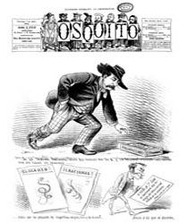 El Mosquito, April 1889 Volume Issue: April 1889 by Stein, Henri Frenchman