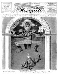 El Mosquito, December 1885 Volume Issue: December 1885 by Stein, Henri Frenchman