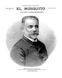 El Mosquito, December 1888 Volume Issue: December 1888 by Stein, Henri Frenchman
