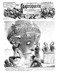 El Mosquito, December 1891 Volume Issue: December 1891 by Stein, Henri Frenchman