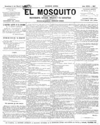 El Mosquito, January 1880 Volume Issue: January 1880 by Stein, Henri Frenchman