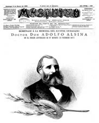 El Mosquito, January 1881 Volume Issue: January 1881 by Stein, Henri Frenchman