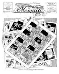 El Mosquito, January 1886 Volume Issue: January 1886 by Stein, Henri Frenchman
