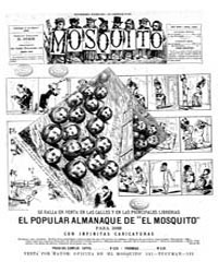 El Mosquito, January 1888 Volume Issue: January 1888 by Stein, Henri Frenchman