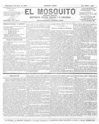 El Mosquito, July 1879 Volume Issue: July 1879 by Stein, Henri Frenchman
