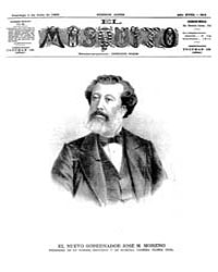 El Mosquito, July 1880 Volume Issue: July 1880 by Stein, Henri Frenchman