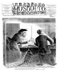 El Mosquito, July 1886 Volume Issue: July 1886 by Stein, Henri Frenchman