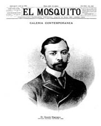 El Mosquito, July 1892 Volume Issue: July 1892 by Stein, Henri Frenchman