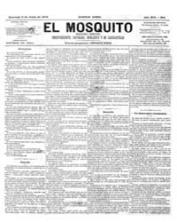 El Mosquito, June 1878 Volume Issue: June 1878 by Stein, Henri Frenchman