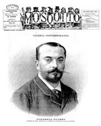 El Mosquito, June 1886 Volume Issue: June 1886 by Stein, Henri Frenchman