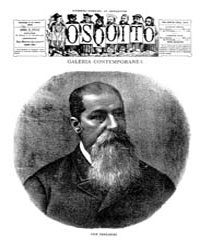 El Mosquito, June 1889 Volume Issue: June 1889 by Stein, Henri Frenchman