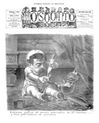 El Mosquito, June 1890 Volume Issue: June 1890 by Stein, Henri Frenchman