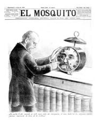 El Mosquito, June 1892 Volume Issue: June 1892 by Stein, Henri Frenchman