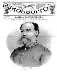 El Mosquito, March 1884 Volume Issue: March 1884 by Stein, Henri Frenchman