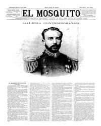 El Mosquito, March 1893 Volume Issue: March 1893 by Stein, Henri Frenchman